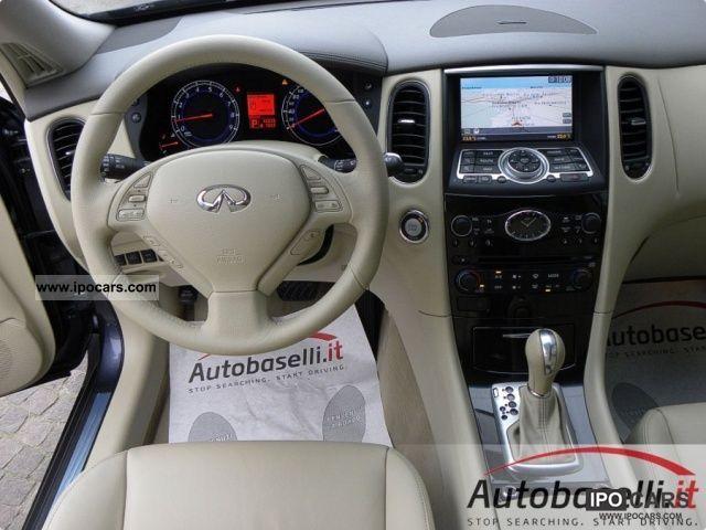 2009 Infiniti Ex37 Gt 320 Cv Cambio Automatico Navi Pelle Car