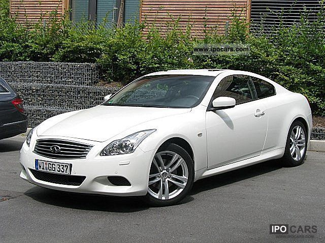 ... Infiniti G37 Coupe GT Premium Warranty Until 09/22/2012 2008 Used  Vehicle Photo