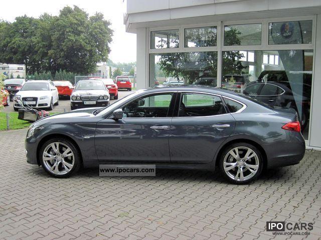 2011 Infiniti M30d S Premium Center Dresden Car