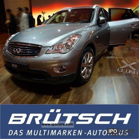 2011 Infiniti  EX V6 AWD 30d 175 kW (238 hp), Automatic 7-speed, ... Other New vehicle photo