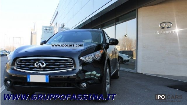 2010 Infiniti  FX 50 S U.S a Padova Off-road Vehicle/Pickup Truck Used vehicle photo