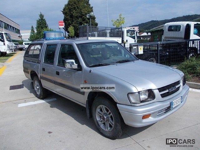 1999 Isuzu Pick Up Pick Up 3 1 Td 4p Crew Cab Car Photo