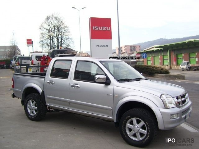 2005 Isuzu  D-Max 3.0 TD Crew Cab 4WD Pick cat up LS Aut. Off-road Vehicle/Pickup Truck Used vehicle photo