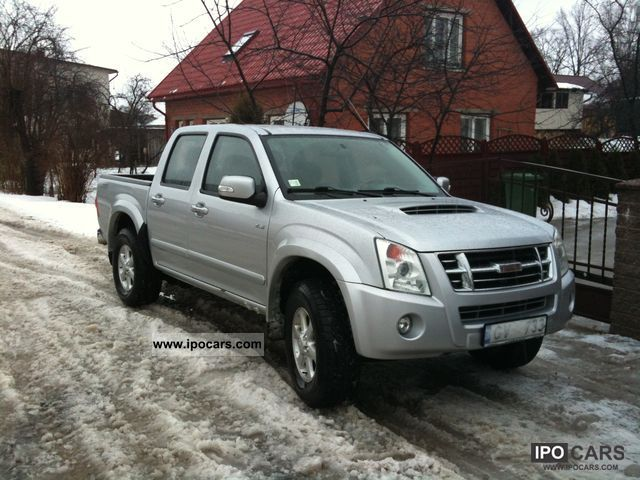 isuzu  max  hand  diesel car photo  specs