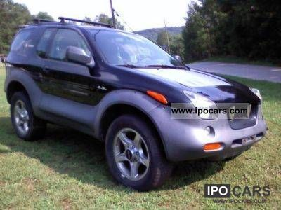 1999 Isuzu Vehicross Off-road Vehicle/Pickup Truck Used vehicle photo