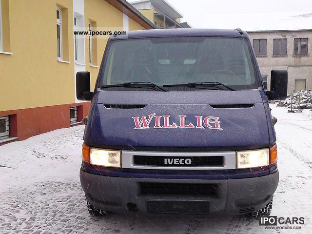 2003 Iveco  29 L 12 V Van / Minibus Used vehicle photo