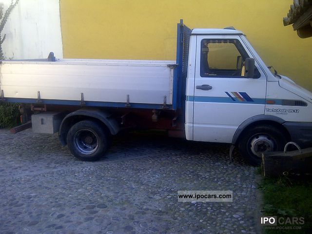 1992 Iveco 35 12 Turbo Daily Car Photo And Specs