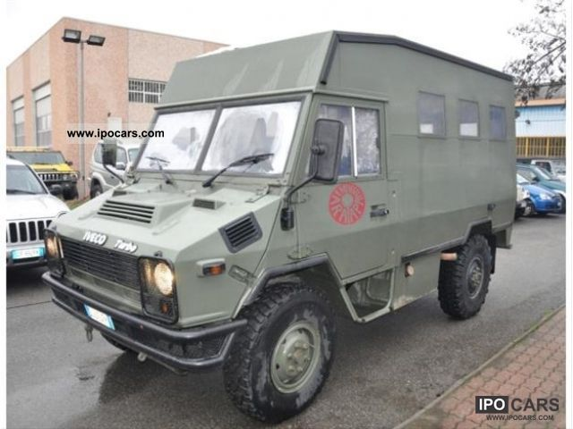 1990 Iveco OTHER VM 90 ex-militare 2 5 TD - Car Photo and Specs