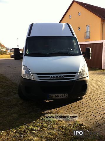 2007 Iveco  Deily Other Used vehicle photo