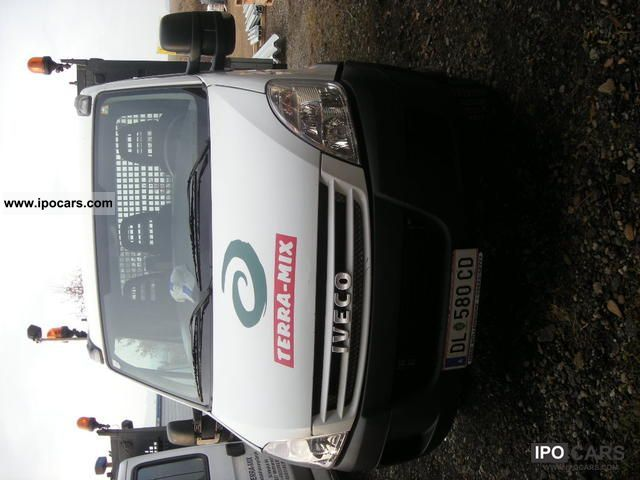 2007 Iveco  35 C 18 D Other Used vehicle photo