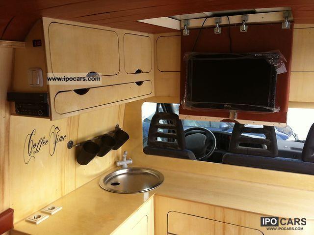 2000 Iveco Caravan Camper Car Photo And Specs
