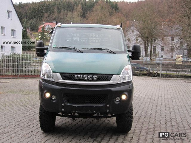 2010 Iveco Daily 4x4 Net 42 000 Car Photo And Specs