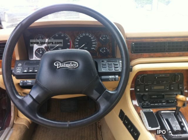 Car Brands That Start With H >> 1990 Jaguar Daimler 4.0 - Car Photo and Specs
