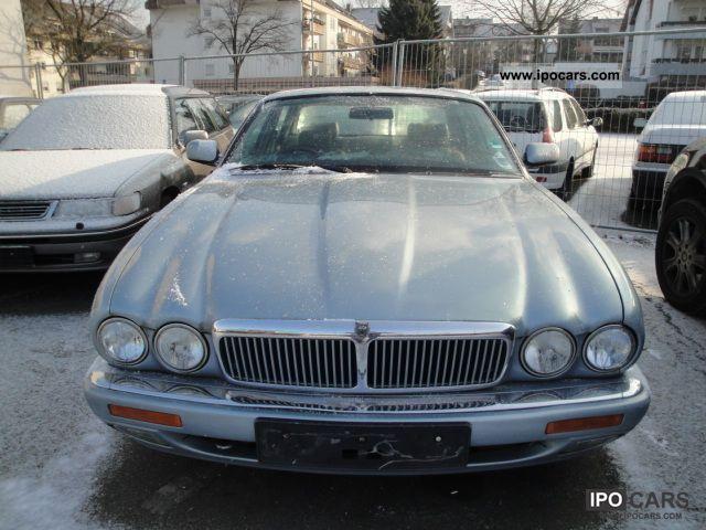 1995 Jaguar  XJ 3.2 Sport Limousine Used vehicle photo