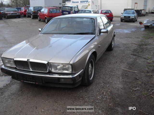1988 Jaguar  Daimler 6.3 Automatic Limousine Used vehicle photo