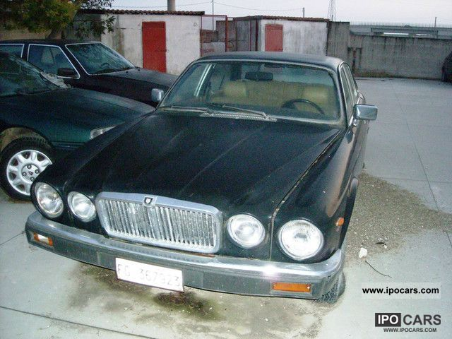 Jaguar  XJ6 Impianto a gas 1980 Liquefied Petroleum Gas Cars (LPG, GPL, propane) photo