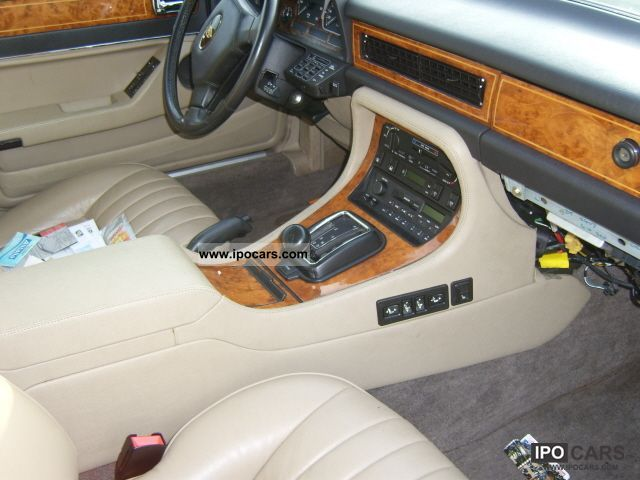 1990 Jaguar XJ6 40 Sovereign only 56000 km  Car Photo and Specs