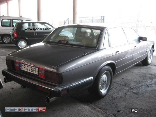1990 Jaguar XJ6 40  Car Photo and Specs