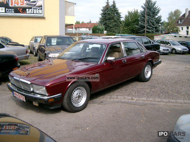 1989 Jaguar  XJ40 Limousine Used vehicle photo