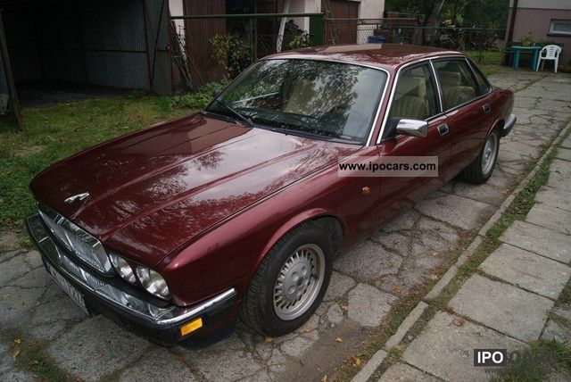 Jaguar  XJ40 1991 Liquefied Petroleum Gas Cars (LPG, GPL, propane) photo