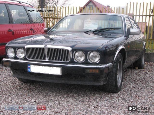 1988 Jaguar  XJ6 Limousine Used vehicle photo
