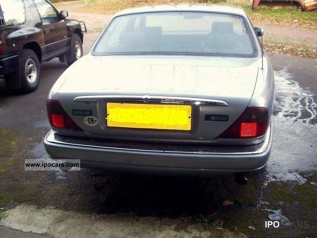 1996 Jaguar XJ6 3.2 Sport Limousine Used vehicle photo 3