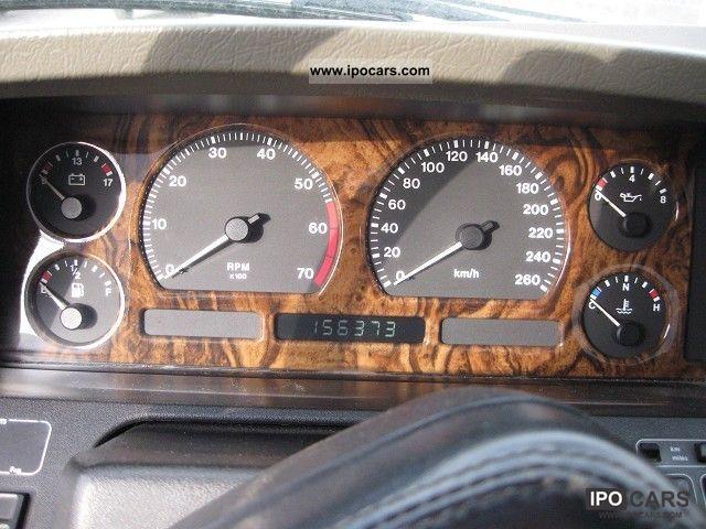 1990 Jaguar XJ6 SUPER STAN OKAZJA  Car Photo and Specs