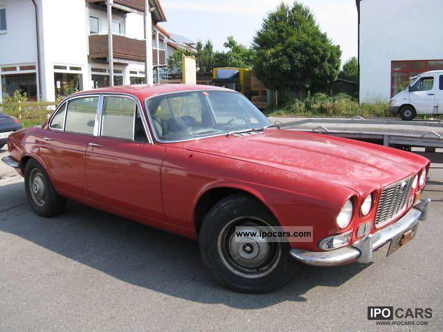 Jaguar  XJ6 Automatic, black leather, VAT 1972 Vintage, Classic and Old Cars photo