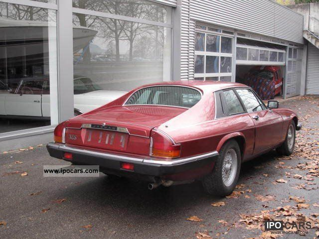 1988 jaguar xjs 3 6 coupe car photo and specs. Black Bedroom Furniture Sets. Home Design Ideas