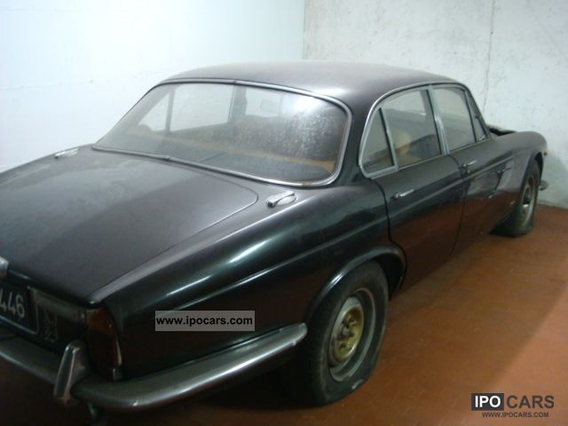 1975 Jaguar  XJ 3.4 Limousine Classic Vehicle photo