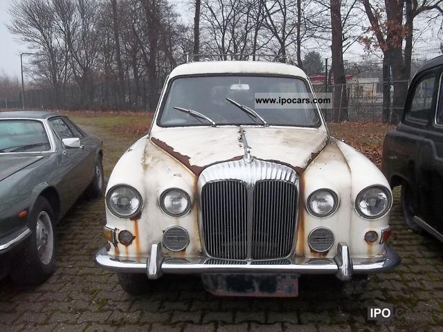 Jaguar  Daimler DS 420 - \ 1979 Vintage, Classic and Old Cars photo