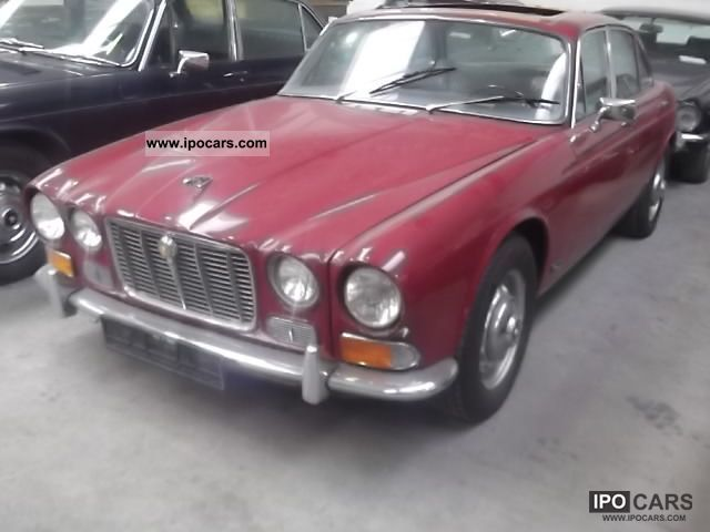Jaguar  XJ6 4.2 Series I switch / LHD / H-Marking of.! 1973 Vintage, Classic and Old Cars photo