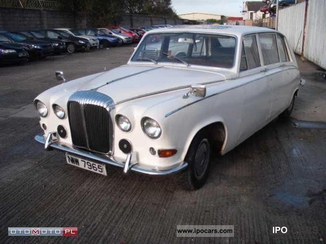 Jaguar  Daimler Clasik sprawny zabytkowy 1969 Vintage, Classic and Old Cars photo