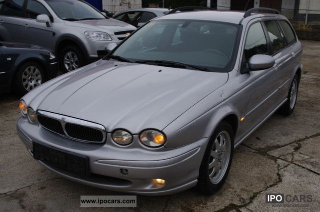2004 jaguar x type 2 0 diesel car photo and specs. Black Bedroom Furniture Sets. Home Design Ideas