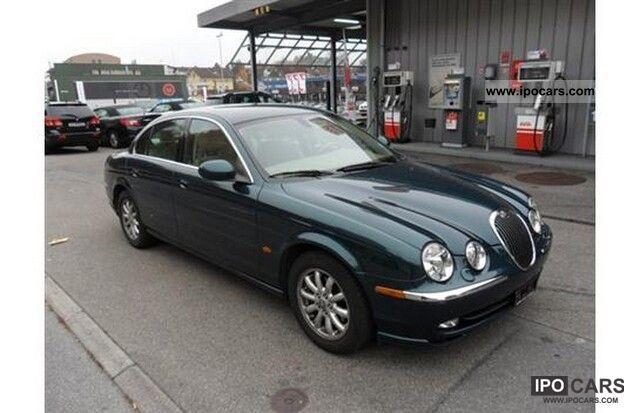 2002 Jaguar S-Type 2.5 V6 Executive Limousine Used vehicle photo