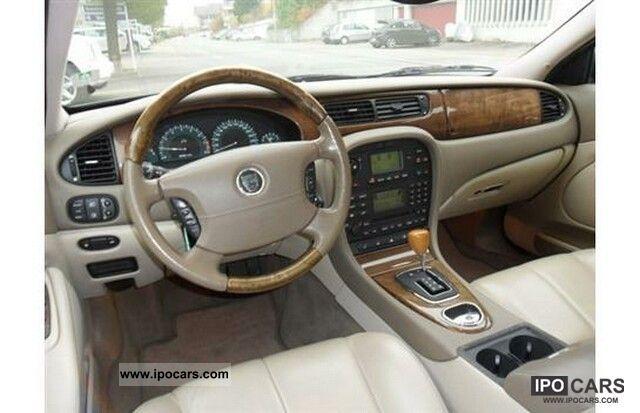 2002 Jaguar S-Type 2.5 V6 Executive Limousine Used vehicle photo 2