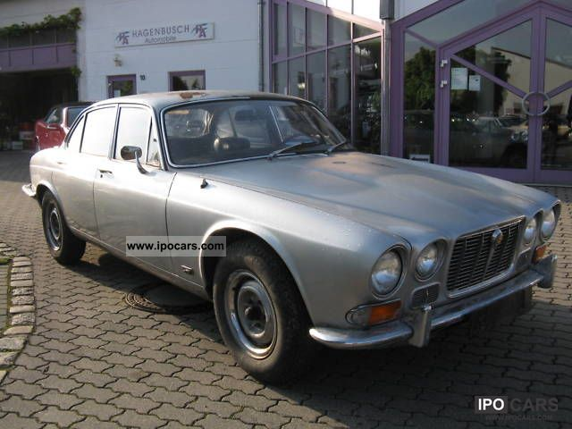 Jaguar  XJ6 4.2 manual transmission, overdrive, leather and VAT! 1970 Vintage, Classic and Old Cars photo