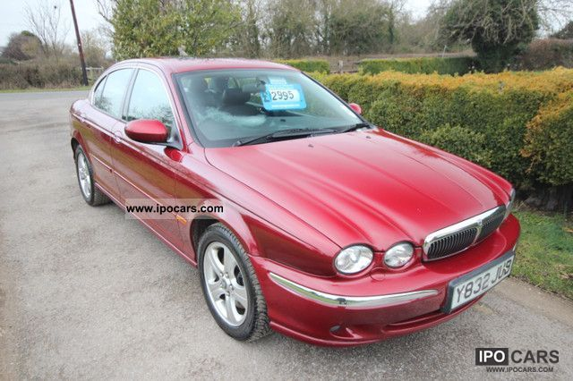 2001 Jaguar  X-Type 3.0 V6 4x4 Executive Other Used vehicle photo