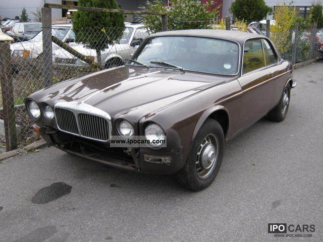 Jaguar  XJ12 C RHD \ 1977 Vintage, Classic and Old Cars photo