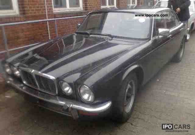1979 Jaguar  XJ 4.2 BENZYNA 2 CARS Limousine Used vehicle photo