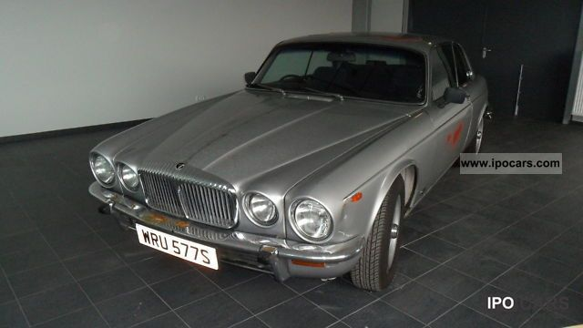Jaguar  Daimler XJ restoration project 1977 Vintage, Classic and Old Cars photo