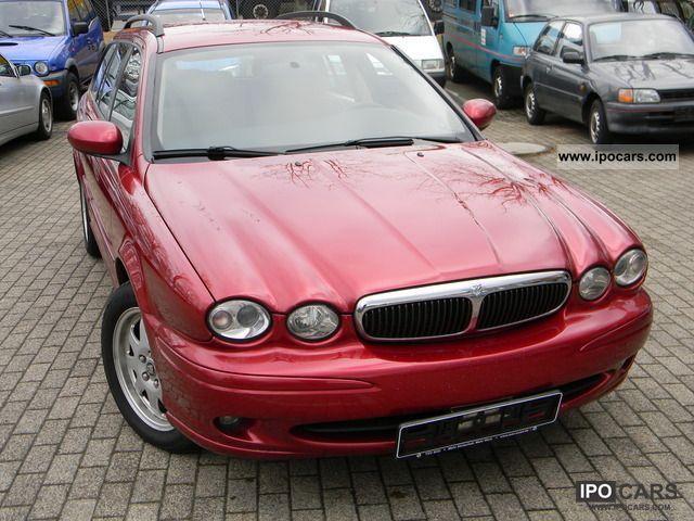 2004 Jaguar  X-Type Estate 2.0 Diesel Estate Car Used vehicle photo