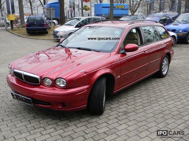 2004 jaguar x type estate 2 0 diesel car photo and specs. Black Bedroom Furniture Sets. Home Design Ideas