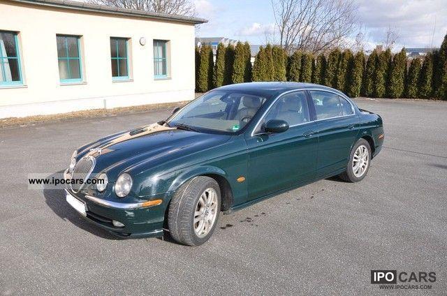 2002 Jaguar S-Type 4.2 V8 Executive Limousine Used vehicle photo 1