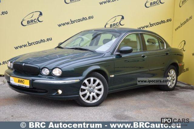 2003 Jaguar  X-Type 2.5 V6 24V car i Matas Limousine Used vehicle photo