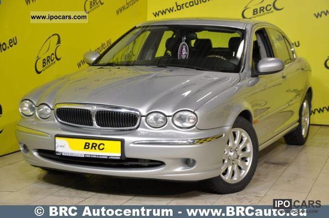 2003 Jaguar  X-Type 2.5 Auto Matas Limousine Used vehicle photo