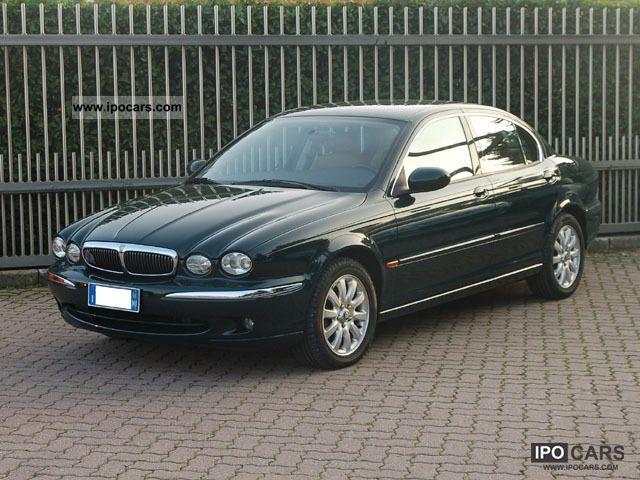 2001 Jaguar X Type Limousine