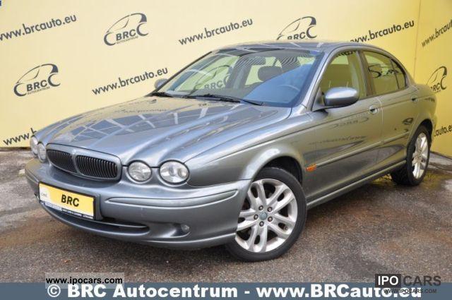 2003 Jaguar X-Type 2.0 V6 24V car i Matas Limousine Used vehicle photo