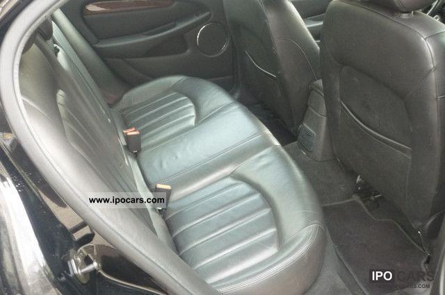 2003 Jaguar X-Type 2.0 V6 Leather Limousine Used vehicle photo 7