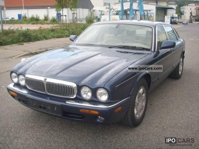 2000 Jaguar  40 XJ Sovereign 2.Hand, completely checkbook Limousine Used vehicle photo
